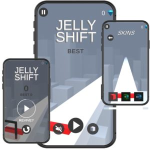 Earn Money Online From Games Jelly Shift Unity Source Code