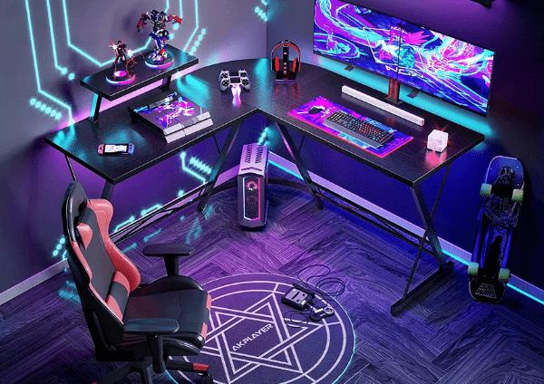 10 best L-shaped Gaming Desk Under